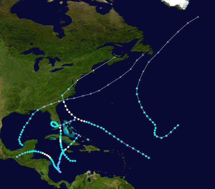 1904 Atlantic hurricane season