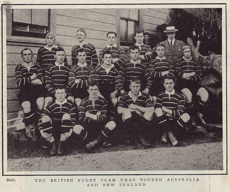 1904 British Lions tour to Australia and New Zealand