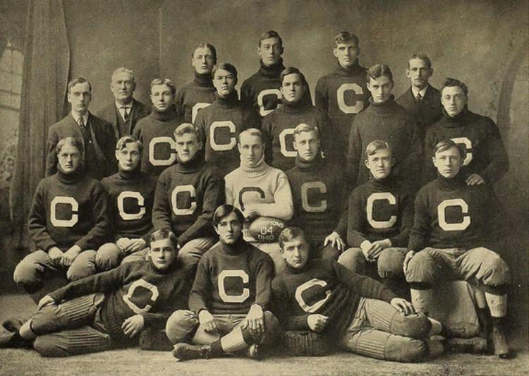 1904 Case football team