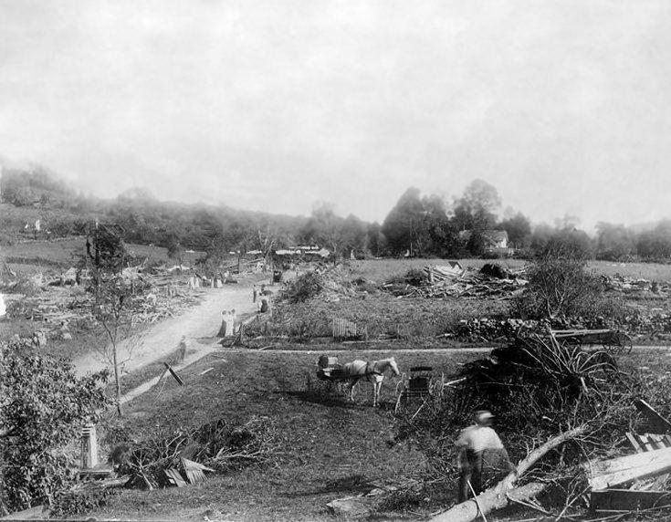 1904 Chappaqua tornado