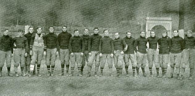 1904 Cornell Big Red football team