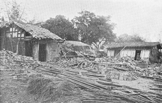 1904 Douliu earthquake