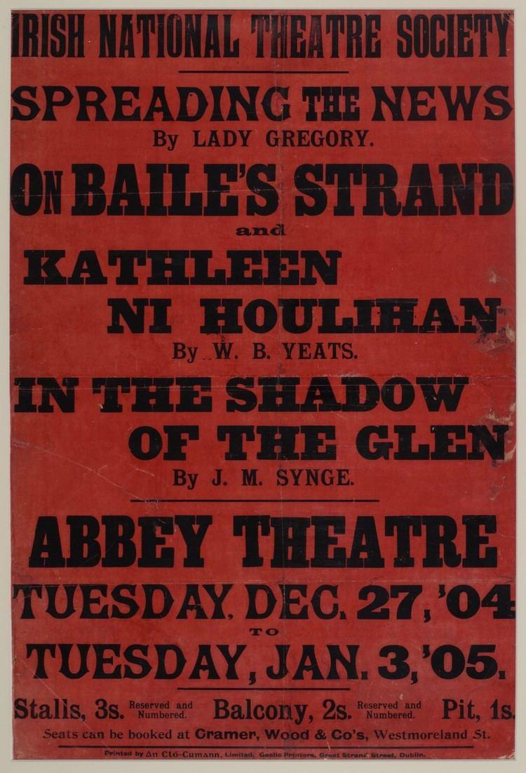 1904 in Ireland