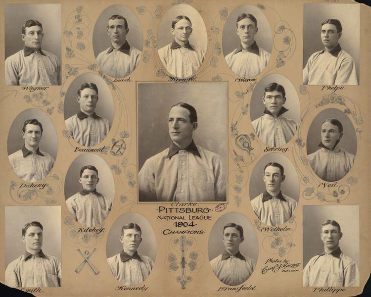 1904 Pittsburg Pirates season