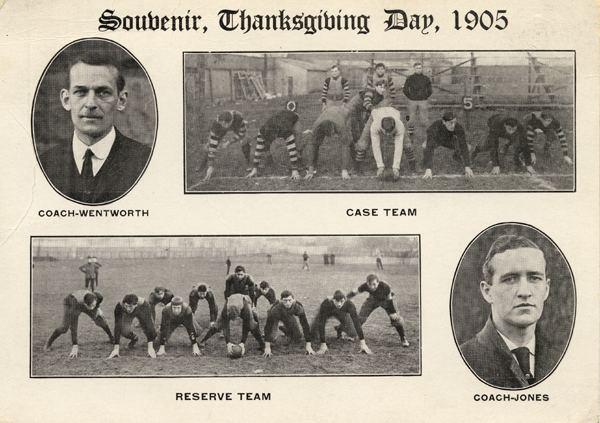 1905 Case football team
