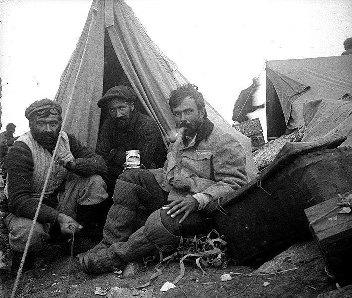 1905 Kanchenjunga expedition