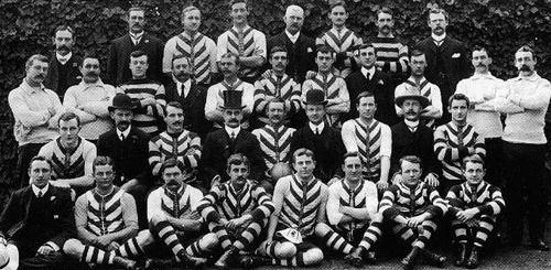1905 SAFA season