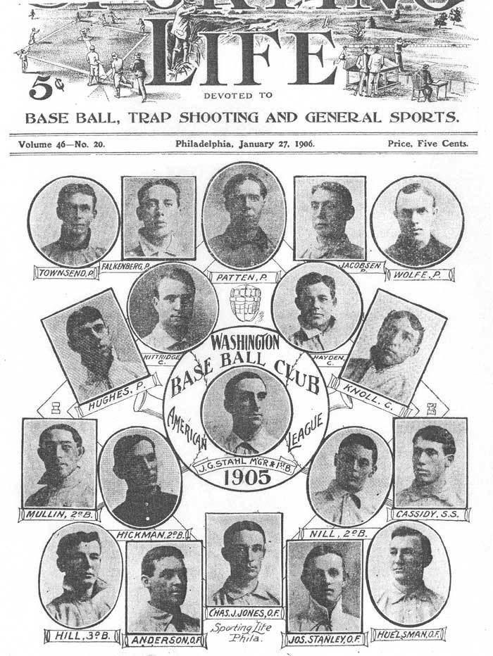 1905 Washington Senators season