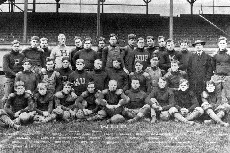 1905 Western University of Pennsylvania Panthers football team