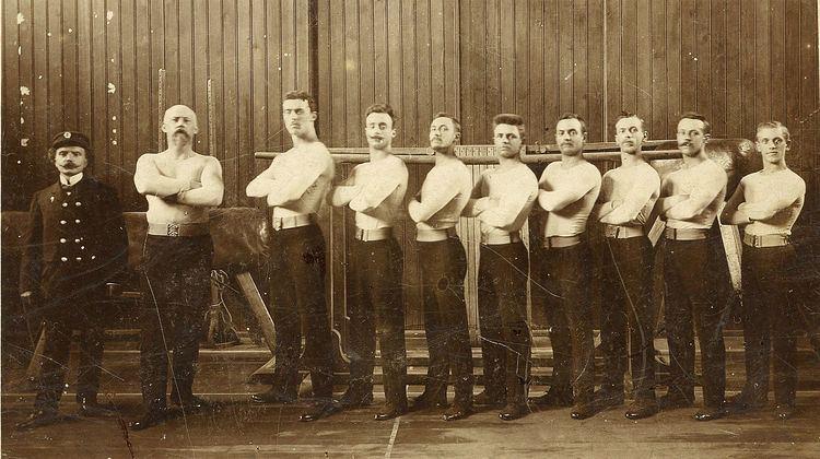 1905 World Artistic Gymnastics Championships