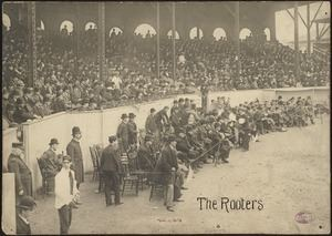 1905 World Series The Polo Grounds New York 1905 World Series Digital Commonwealth