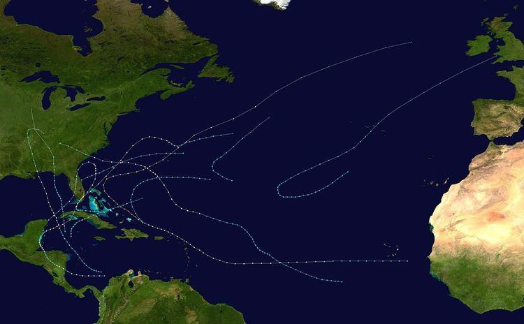1906 Atlantic hurricane season