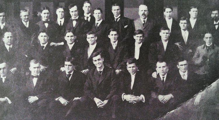 1906 College Football All-Southern Team