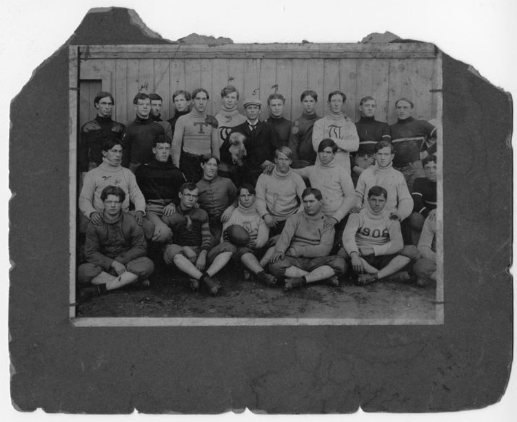 1906 Georgia Tech Yellow Jackets football team