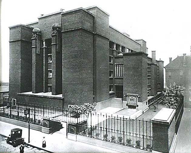 1906 in architecture