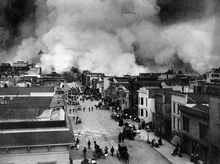 1906 San Francisco earthquake 1906 San Francisco earthquake Wikipedia