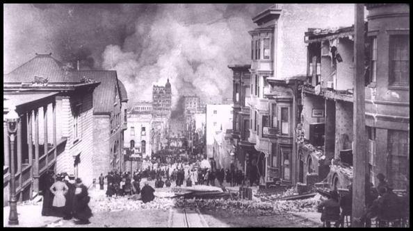 1906 San Francisco earthquake The Great 1906 San Francisco Earthquake