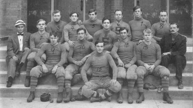 1906 Stetson Hatters football team