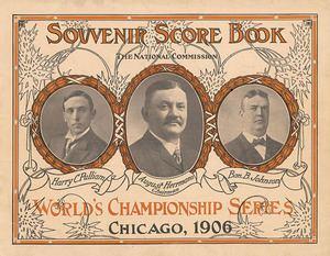 1906 World Series httpsuploadwikimediaorgwikipediacommonsthu