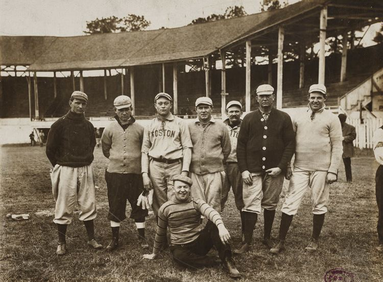1907 Boston Americans season