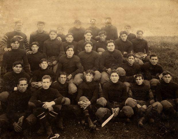 1907 Carlisle Indians football team