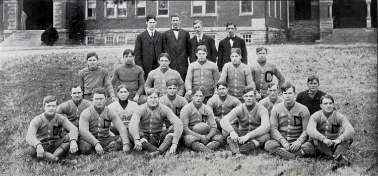 1907 Clemson Tigers football team