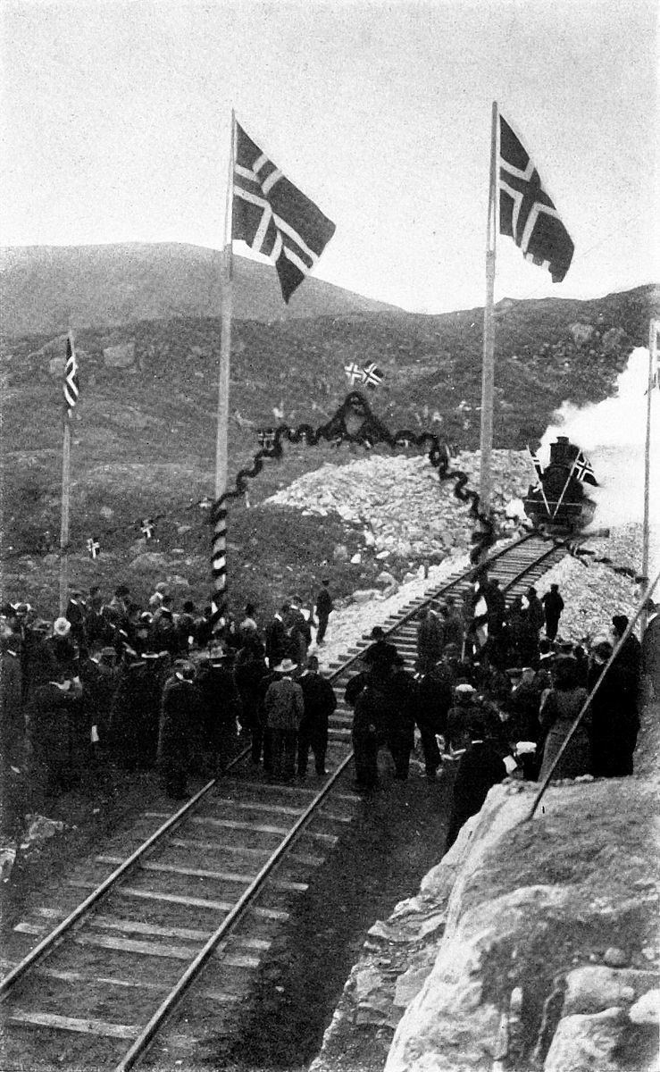 1907 in Norway