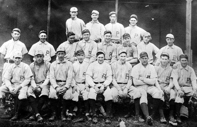 1907 Pittsburg Pirates season