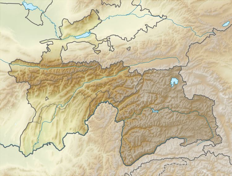 1907 Qaratog earthquake