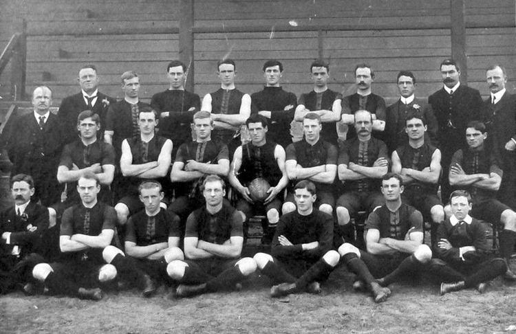 1907 SAFL season