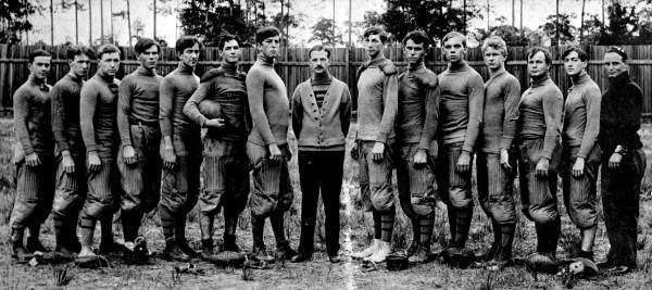 1907 Stetson Hatters football team