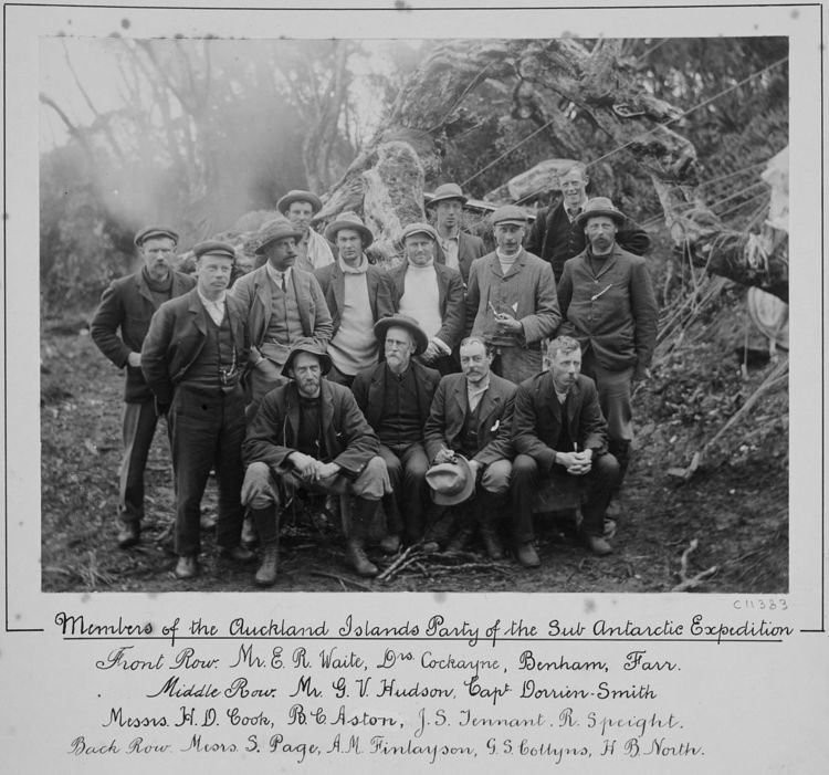 1907 Sub-Antarctic Islands Scientific Expedition