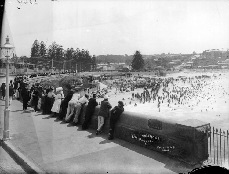 1907 Sydney bathing costume protests