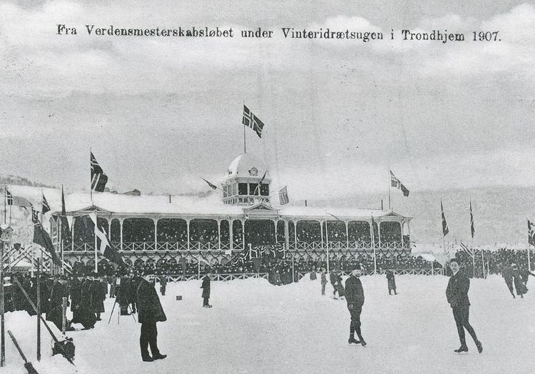 1907 World Allround Speed Skating Championships