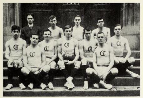 1907–08 Chicago Maroons men's basketball team