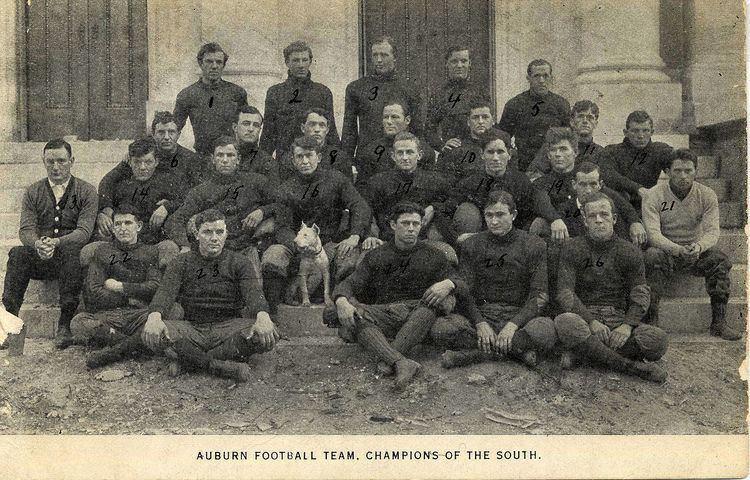 1908 Auburn Tigers football team