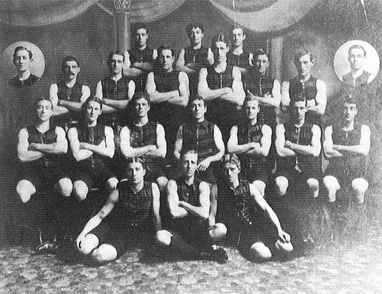 1908 Championship of Australia
