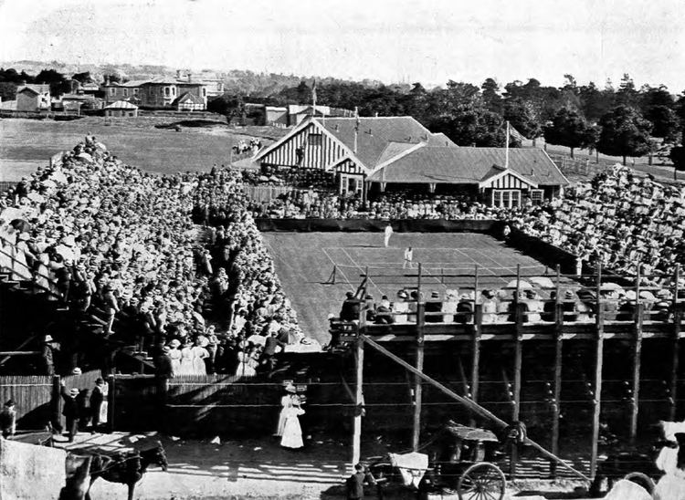 1908 International Lawn Tennis Challenge
