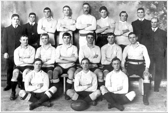 1908 Interstate rugby league series