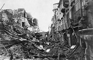 1908 Messina earthquake 1908 Messina Italy Top 10 Deadliest Earthquakes TIME
