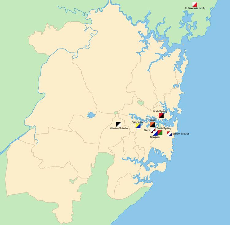 1908 NSWRFL season