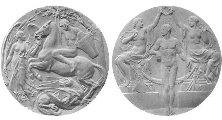 1908 Summer Olympics medal table