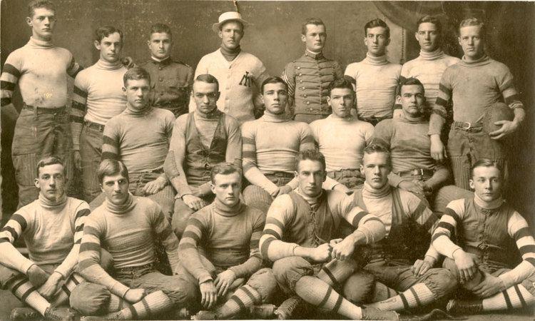 1908 VMI Keydets football team