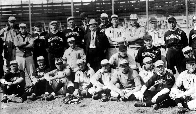1908 Washington Senators season