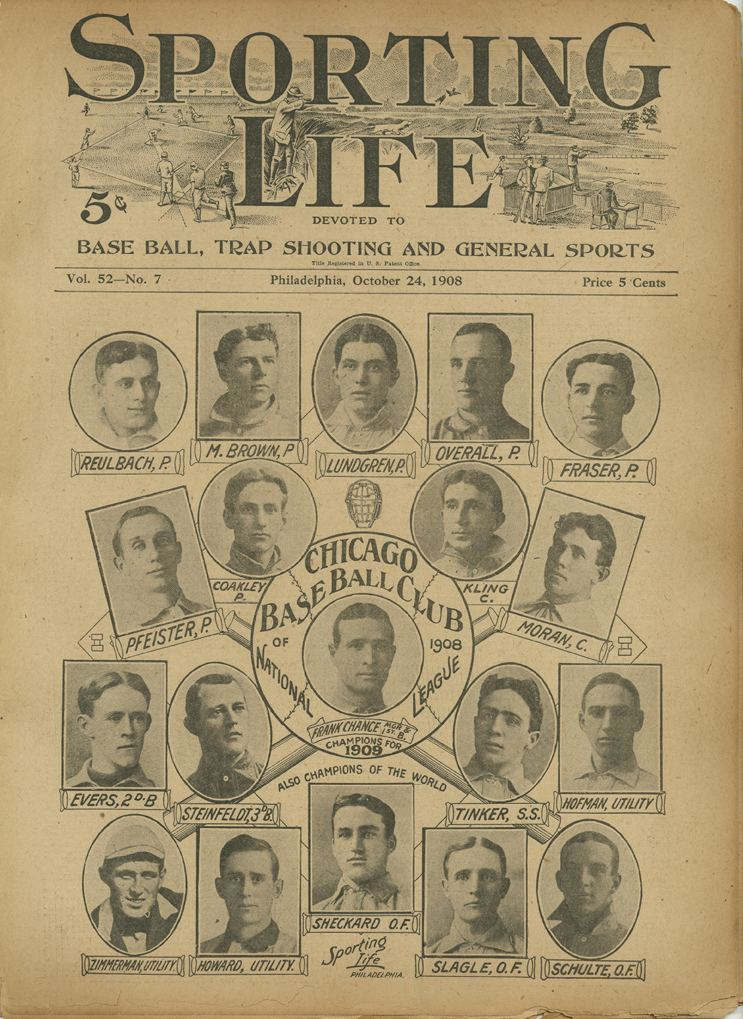 1908 World Series 1908 World Series The National Pastime Museum