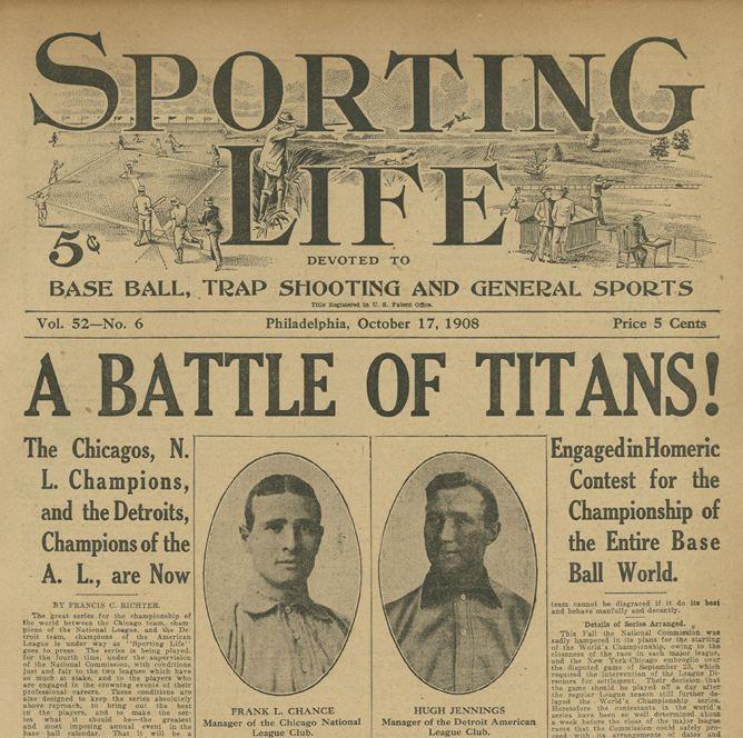 1908 World Series wwwthenationalpastimemuseumcomsitesdefaultfil