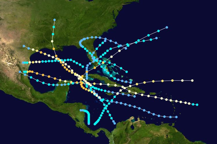 1909 Atlantic hurricane season