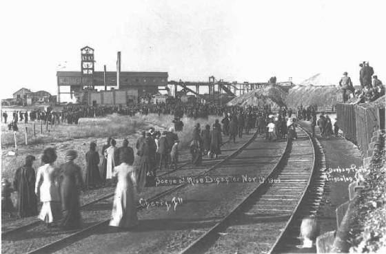 1909 Cherry Mine disaster Cherry Coal Mine Disaster