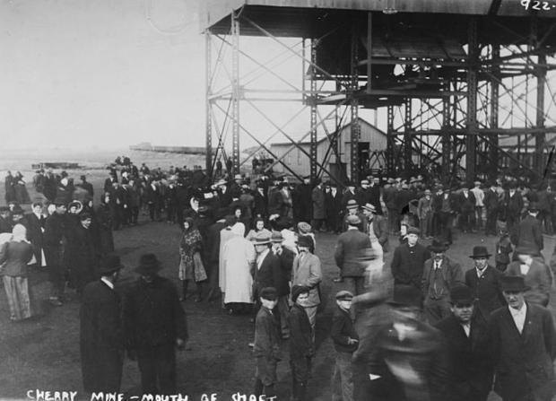 1909 Cherry Mine disaster The 1909 Cherry Mine Disaster Mental Floss