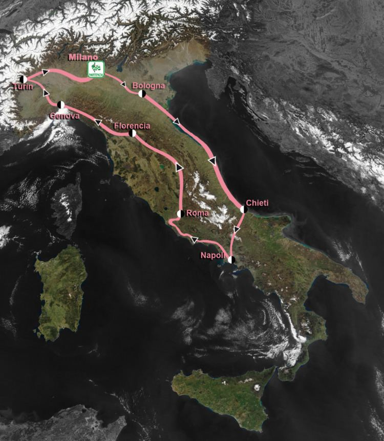 1909 Giro d'Italia